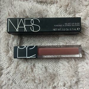 NARS lipstick in the color swing